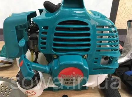 ✔️ Мотокоса, бензокоса, кущоріз - Makita RBC 521L _ Гарантія _ 2,9 кВт, фото 2