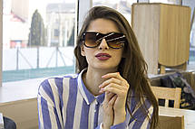 Солнцезащитные женские очки W8163-1, фото 2