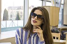 Солнцезащитные женские очки W8163-1, фото 3