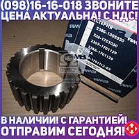 Втулка распорная шестерни 2,3-й передачи вала вторичного КПП МАЗ (пр-во ЯМЗ) 236-1701113-Б2