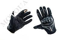 Рукавиці (Перчатки) SUOMY (чорно-грифельні, size M)