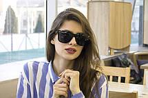 Солнцезащитные женские очки W8163-3, фото 2