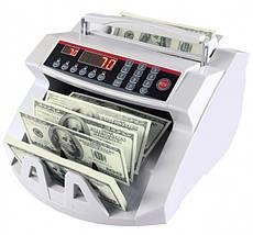 Лічильник банкнот Bill Counter 2108 c детектором UV | рахункова машинка + детектор валют