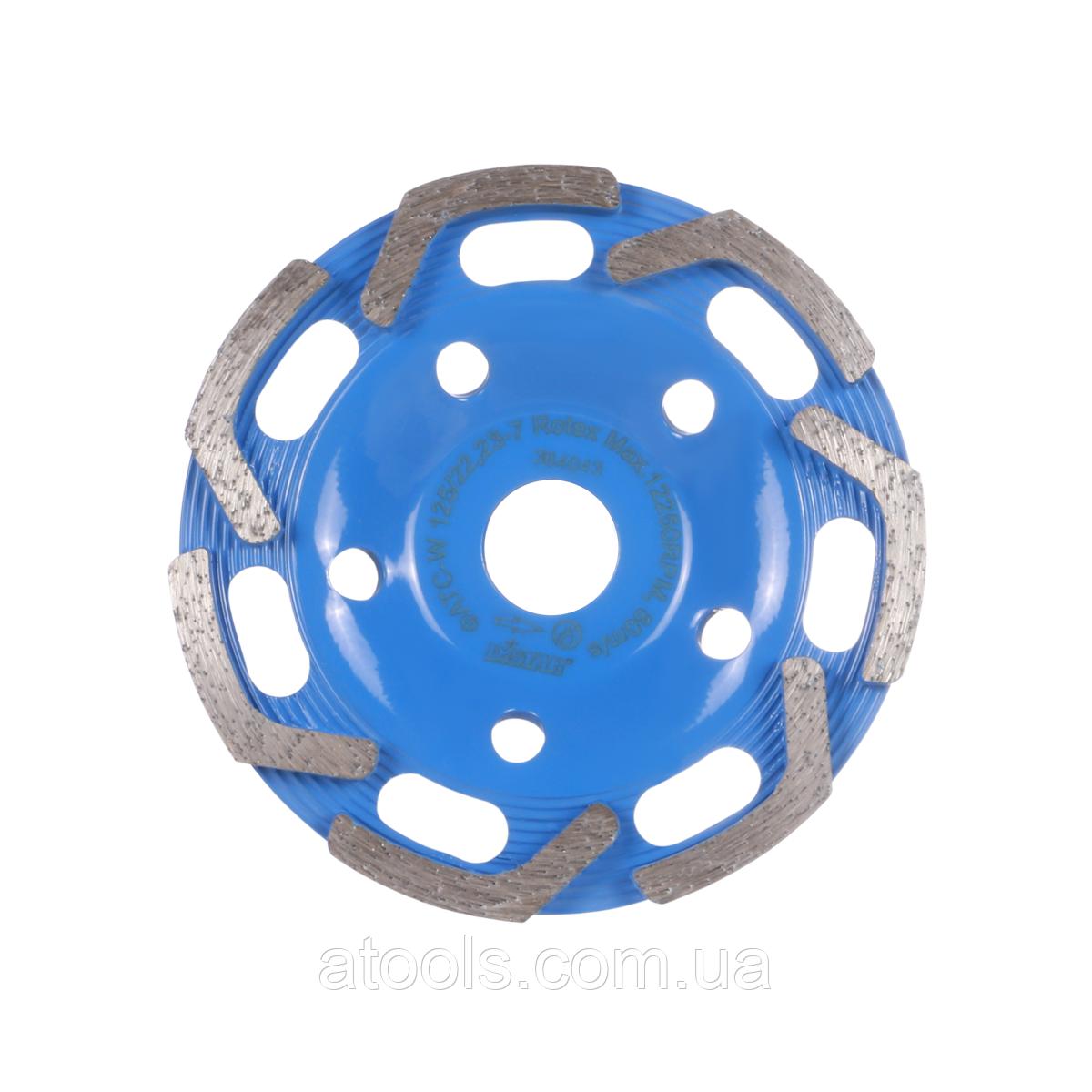 Фреза шліфувальна Distar Rotex DGS-W 150/22.23x7 (16915067012)
