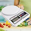 Кухонні електронні ваги SF400 10 кг, фото 2