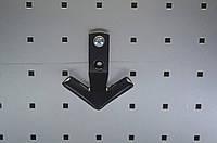 Крючок WR черный глянец