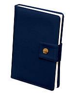 Ежедневник недатированный А5 Buromax 288 стр. синий DREAM BM.2035-02