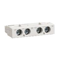 Дополнительный контакт поперечный ДКП32-20 2з (НО) ИЭК