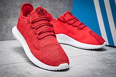 Кроссовки мужские Adidas  Tubular Shadow Knit, красные (11831) размеры в наличии ► [  45 (последняя пара)  ], фото 3
