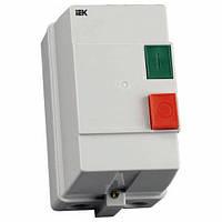 Контактор КМИ 22560 25А в оболочке с индик. Ue=230В/АС3 IP54 ИЭК