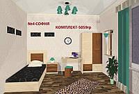 Мебель для гостиниц. Гостинничный номер София