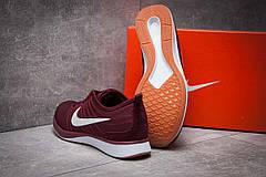 Кроссовки мужские Nike Free RN, бордовые (12571) размеры в наличии ► [  42 43  ], фото 2