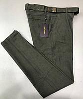 Брюки мужские Ralph Lauren D6584 темно-серые