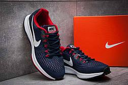Кроссовки мужские Nike Zoom Pegasus 34, темно-синие (12592) размеры в наличии ► [  44 (последняя пара)  ], фото 3