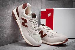 Кроссовки мужские New Balance 1400, бежевые (12703) размеры в наличии ► [  44 (последняя пара)  ], фото 3