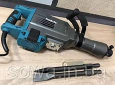 ✔️ Отбойный молоток Makita HM1307CB /  Мощный двигатель / Вт: 1700, фото 3