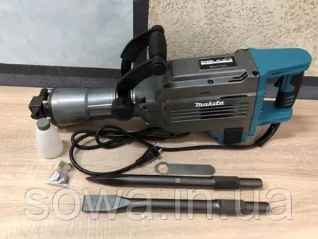 ✔️ Отбойный молоток Makita HM1307CB /  Мощный двигатель / Вт: 1700, фото 2