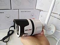 SECTEC наружная (уличная) WiFi IP камера 1080P