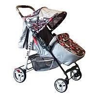 Коляска-трансформер Trans Baby Baby car BaCar 39/CubeJ