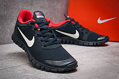 Кроссовки мужские Nike Free 3.0, темно-синие (13302) размеры в наличии ► [  44 45  ], фото 3