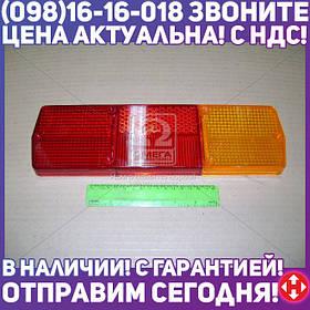 ⭐⭐⭐⭐⭐ Стекло фонаря заднего правого Ф-403, КАМАЗ, ГАЗ (Руслан-Комплект)  Ф-403.05