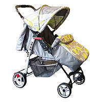 Коляска-трансформер Trans Baby Baby car BaCar 39/Petelki