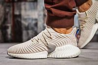 Кроссовки мужские 15413, Adidas AlphaBounce Instinct, бежевые ( нет в наличии  ), фото 1