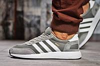 Кроссовки мужские 15421, Adidas Iniki, серые ( нет в наличии  ), фото 1