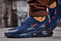 Кроссовки мужские 15451, Nike Air 270, темно-синие ( нет в наличии  ), фото 1