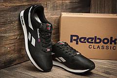 Кроссовки мужские Reebok Classic, черные (11282) размеры в наличии ► [  45 (последняя пара)  ], фото 2