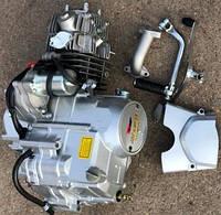 Двигатель DELTA,ALFA,ACTIVE -125 ( механика) алюминиевый цилиндр