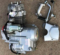 Двигатель DELTA,ALFA,ACTIVE -125 ( полуавтомат) алюминиевый цилиндр