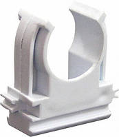 С-образная клипса для труб d20мм, (E.Next)