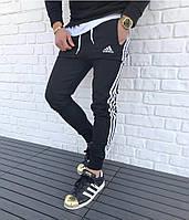 Спортивные штаны Adidas D6509 черные