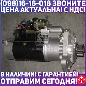 ⭐⭐⭐⭐⭐ Стартер КАМАЗ, втобусы,спецтехника Z=10 редукторный (ТМ JUBANA) 243708302