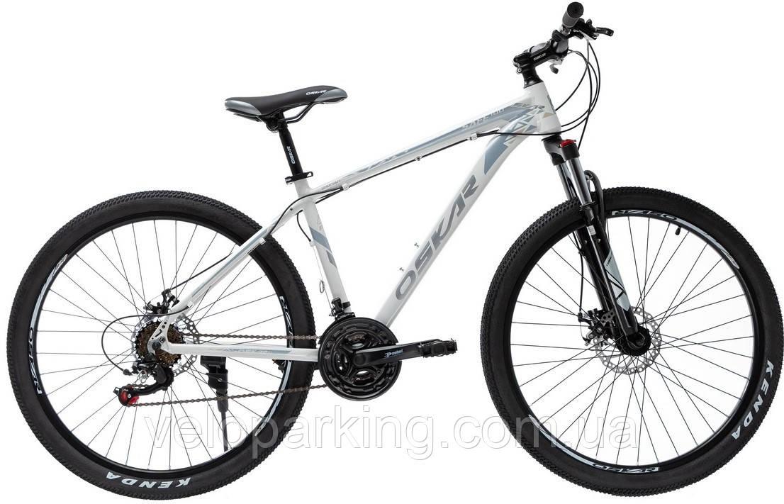 Горный алюминиевый велосипед Oskar AIM 27.5 (2019) DD new