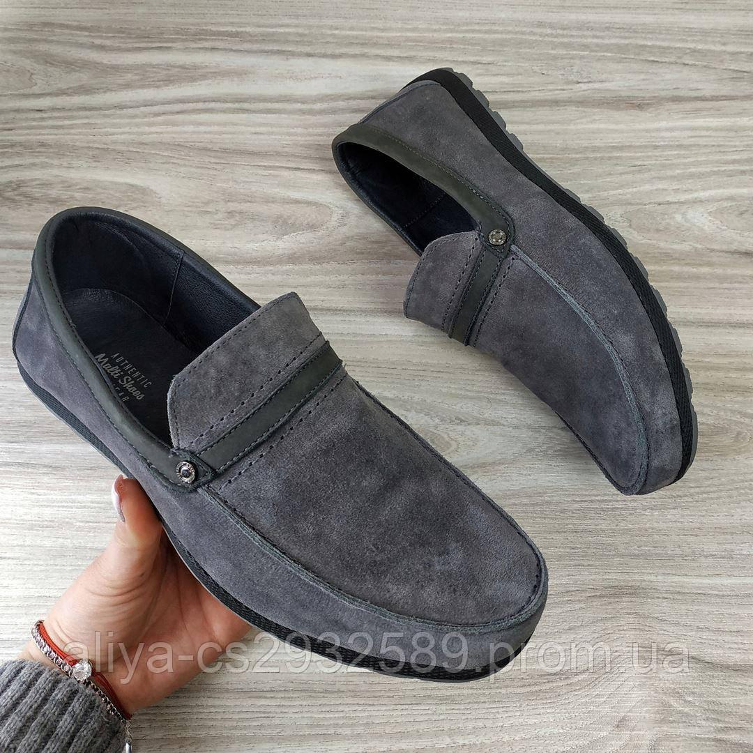 Мокасины Multi-Shoes Trend FH 555978 Gray