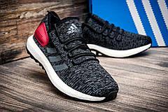 Кроссовки мужские Adidas Ultra Boost M, черные (4258-1) размеры в наличии ► [  41 (последняя пара)  ], фото 3