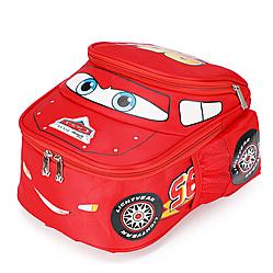 Рюкзак детский, Тачки  Disney, 27 см * 13 см * 33 см, красный.