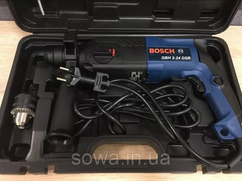 ✔️ Перфоратор Bosch GBH 2-24 DRE | Гарантия | Хорошее качество | 790.0 Вт, 2.7Дж