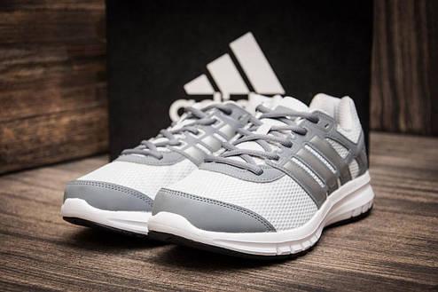 Кроссовки мужские Adidas Duramo Lite M  ( 100% оригинал  ), серые (7060-1) размеры в наличии ► [  41 (последняя пара)  ], фото 2