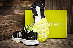 Кроссовки мужские Adidas Cloudfoam VS City  ( 100% оригинал  ), черные (7062-1) размеры в наличии ► [  46 (последняя пара)  ], фото 2