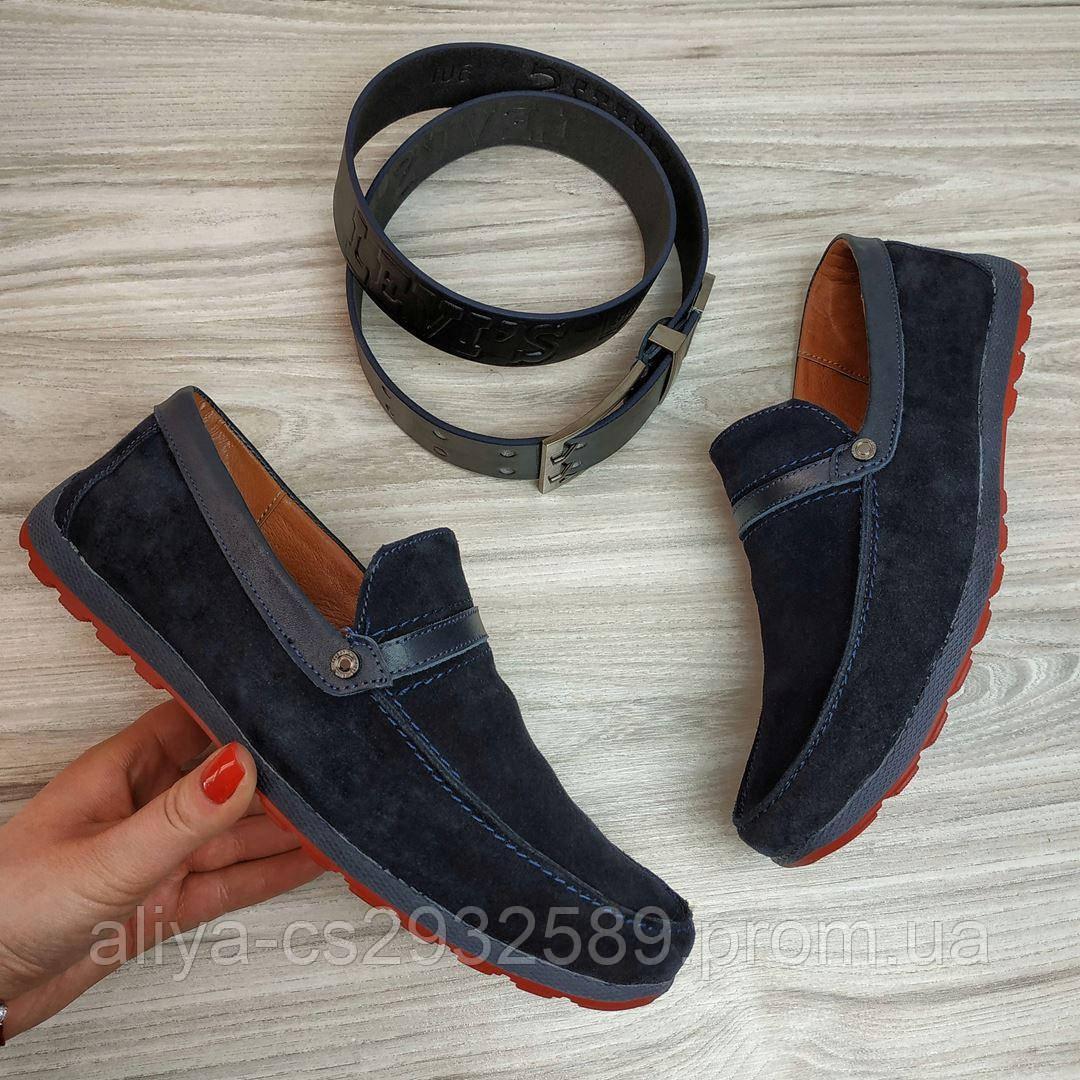 Мокасины Multi-Shoes Trend GV 556011 Blue