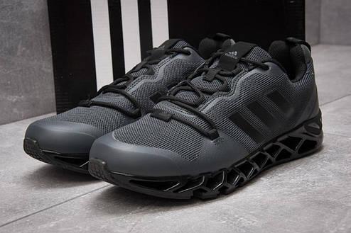 Кроссовки мужские Adidas Terrex, серые (13592) размеры в наличии ► [  42 (последняя пара)  ], фото 2