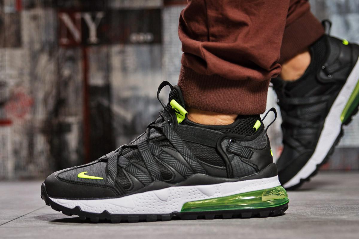 Кроссовки мужские 15484, Nike Air, темно-серые ( 46  )