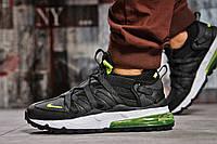 Кроссовки мужские 15484, Nike Air, темно-серые ( 46  ), фото 1