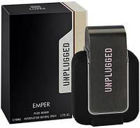 Туалетная вода для мужчин Emper Unplugged 80мл