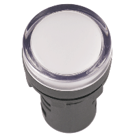 Лампа AD16DS LED-матрица d16мм Белый 36В AC/DC ИЭК