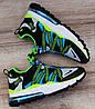 Чоловічі кросівки Nike Air Max 270 BowFin Grey/Green/Blue, фото 4