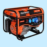 Генератор бензиновый PATRIOT SRGE 6500 (5.0 кВт)